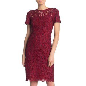 Draper James Collection Lace Sheath Dress